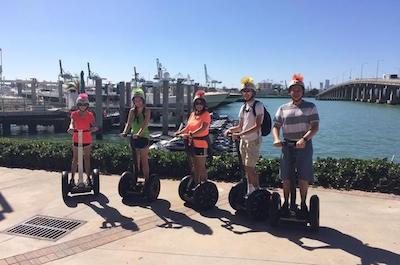 Segway Tours in Miami