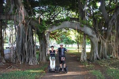 Segway Tours In Oahu