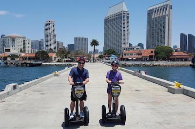 Segway Tours in San Diego