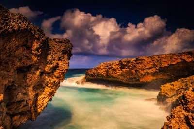 Curacao Shete Boka National Park