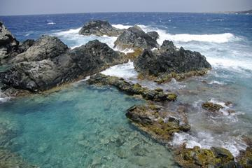 Aruba Excursion: 4x4 Tour and Natural Pool Snorkeling