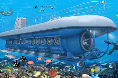 Cozumel Shore Excursion: Atlantis Submarine Adventure