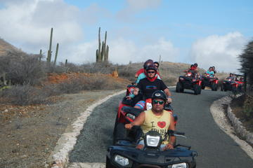 Aruba Excursion: ATV Island Sightseeing Adventure
