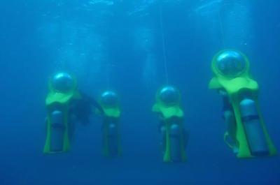 Cozumel Shore Excursion: Mini-SUB Diving Adventure