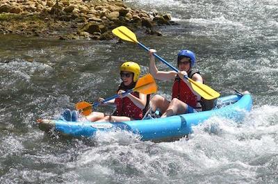 Montego Bay Shore Excursion: Rio Bueno Kayaking Adventure in Jamaica