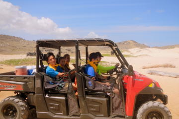 Aruba Excursion: UTV Adventure