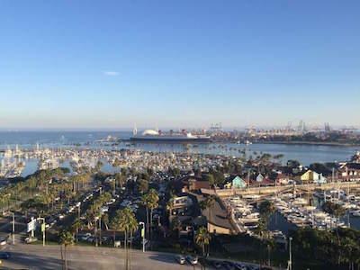 Shoreline Village in Long Beach