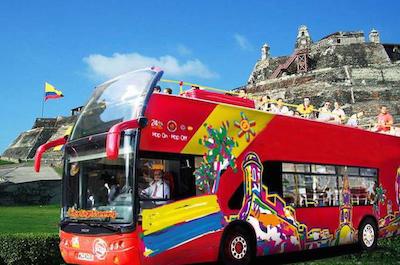 Sightseeing Tours in Cartagena