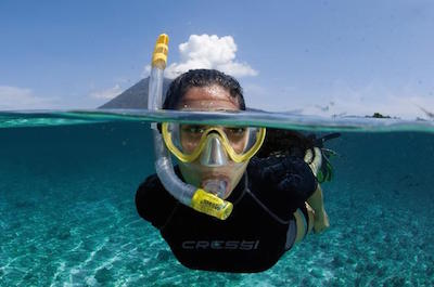Snorkeling Dominica