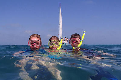 Snorkeling in Fort Lauderdale