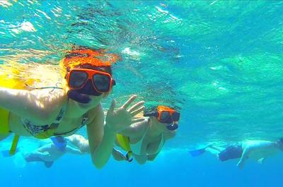 Snorkeling in Freeport