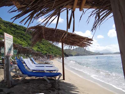South Friars Beach (St. Kitts)