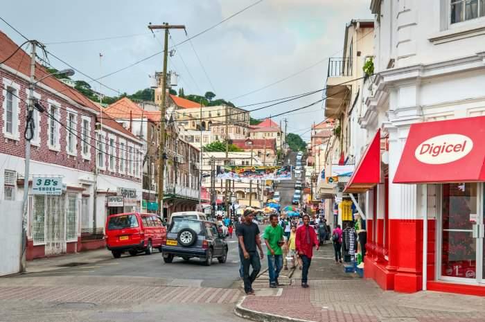 st. George's - Capital of Grenada