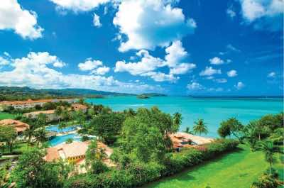 St. James's Club Morgan Bay St. Lucia