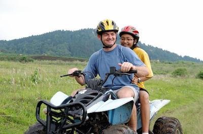 St Lucia Shore Excursion: ATV Tour