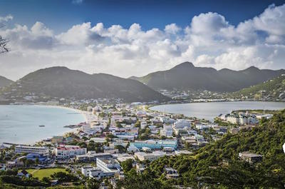 See both French and Dutch sides in St. Maarten