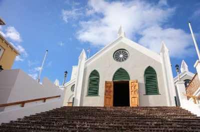 St. Peter's Church in Bermuda
