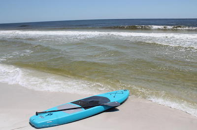 Stand Up Paddleboarding in Panama City