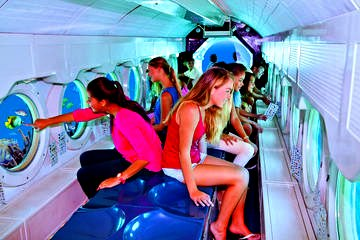 Submarine Tours Aruba
