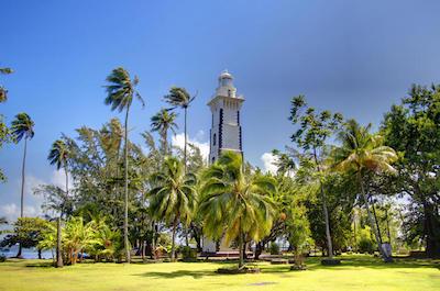 Tahiti Island Tour