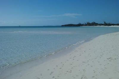 Taylor Bay Beach in Providenciales, Turks and Caicos