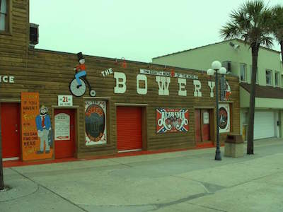 The Bowery in Myrtle Beach