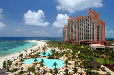 Nassau, Bahamas resort - The Cove Atlantis, Autograph Collection