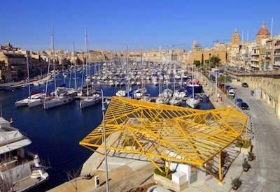 Three Cities - Vittoriosa, Senglea and Cospicua in Malta