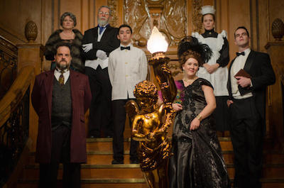 Titanic The Artifact Exhibition Dinner Gala
