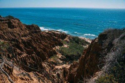 Torrey Pines State Reserve in San Diego