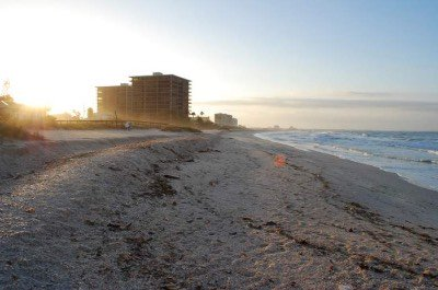 Treasure Island Beach in Tampa
