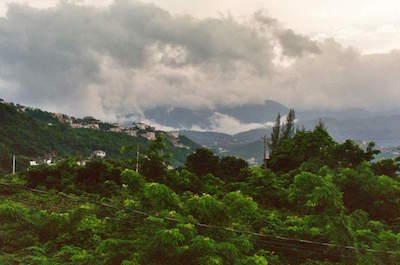 Trench Town in Kingston, Jamaica