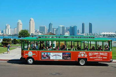 Trolley Tours in San Diego
