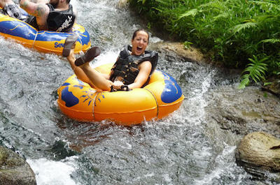 Tubing Tours in San Ignacio