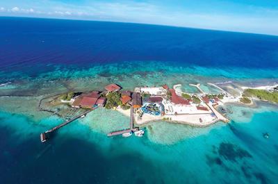 Things To Do In Aruba -  De Palm Island