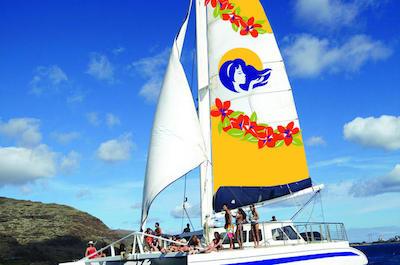Waikiki Panorama Sail in Oahu