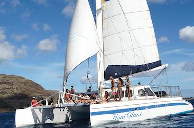 Waikiki Sunset Cruise in Oahu