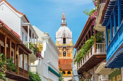 Walking Tours in Cartagena