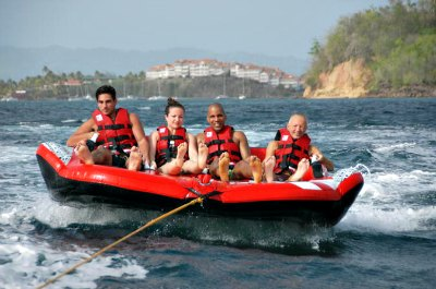 Water Sports in Martinique