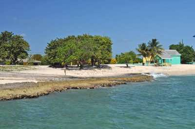 West Bay in Grand Cayman