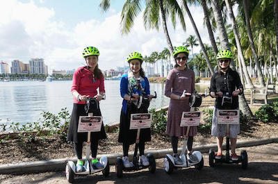 West Palm Beach Private Segway Adventure