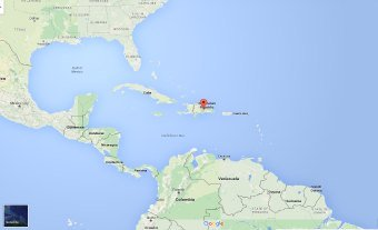 Where is Dominican Republic on the map