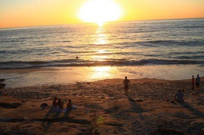 Windansea Beach in San Diego