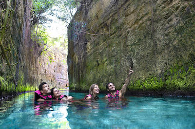 Xcaret day trips