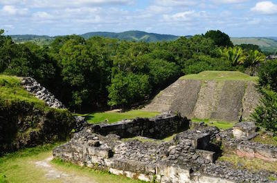 Xunantunich in Belize City