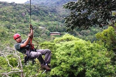 Zipline and Canopy Tours in Monteverde