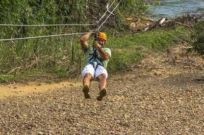 Zipline Tours in Belize City