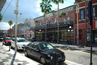 Ybor City in Tampa