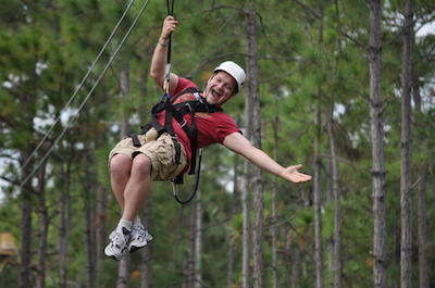 things to do in orlando besides theme parks - Zipline Safari